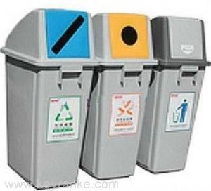 分类回收垃圾桶_室外分类回收垃圾桶
