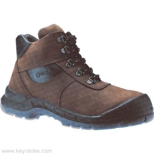 OTTER OWT993KW防水舒适型中帮安全鞋(带钢头,带钢板)