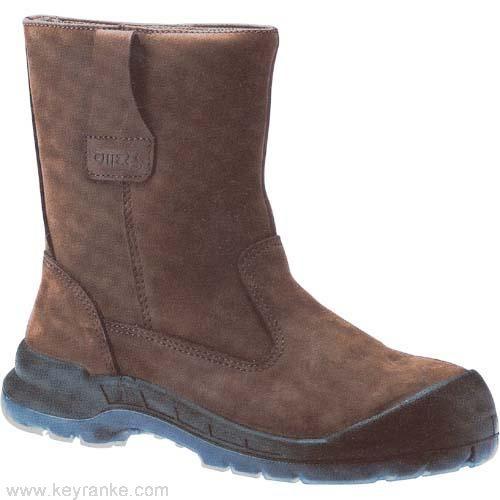 OTTER OWT805KW防水舒适型高帮安全靴(带钢头,带钢板)